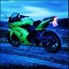 Kawasaki Ninja 250 R -     En flott mellomtung MC - last post by zAinT93